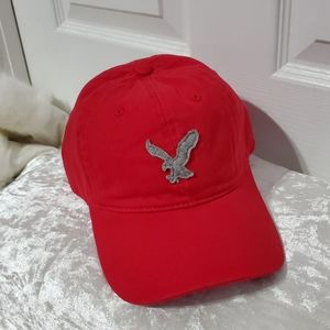 American Eagle Outfitters Red Hat